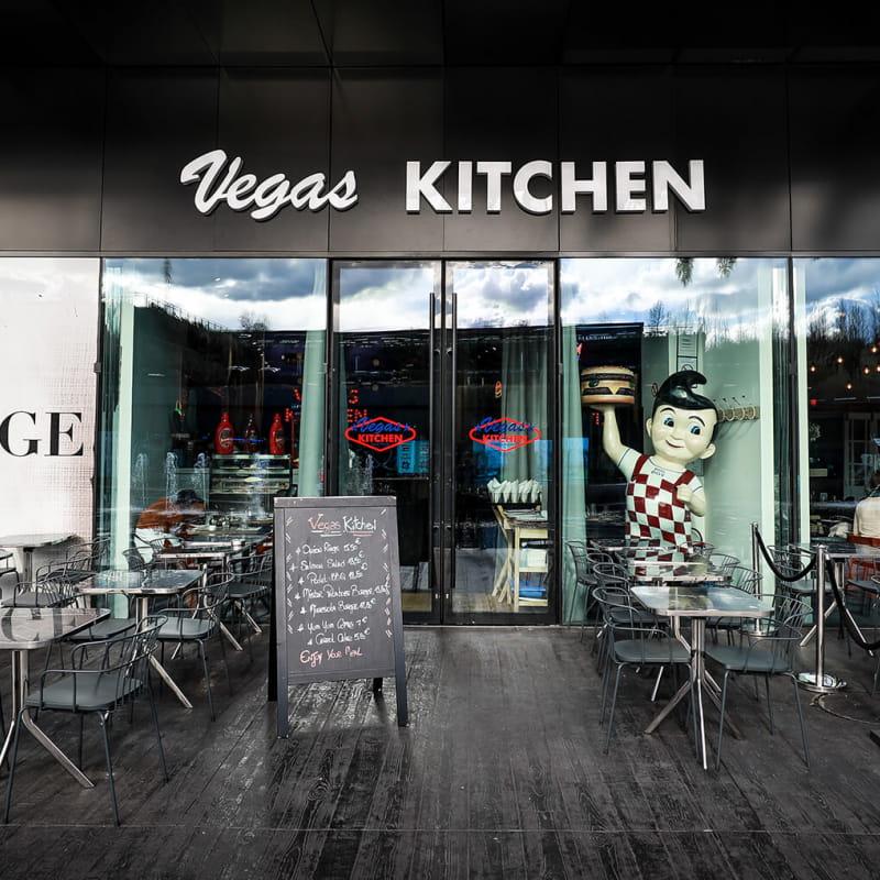 Vegas Kitchen-The Village