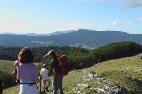 Rando - Hauts plateaux du Vercors avec Pascal Giroutru