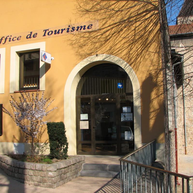 Office de tourisme Loire Forez -  Bureau d'information touristique de Saint-Just Saint-Rambert