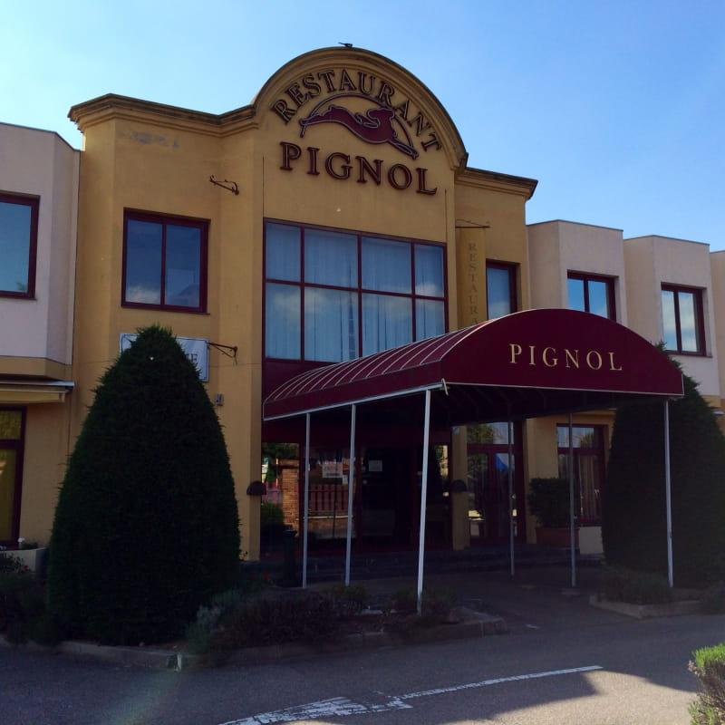 Restaurant Pignol extérieur