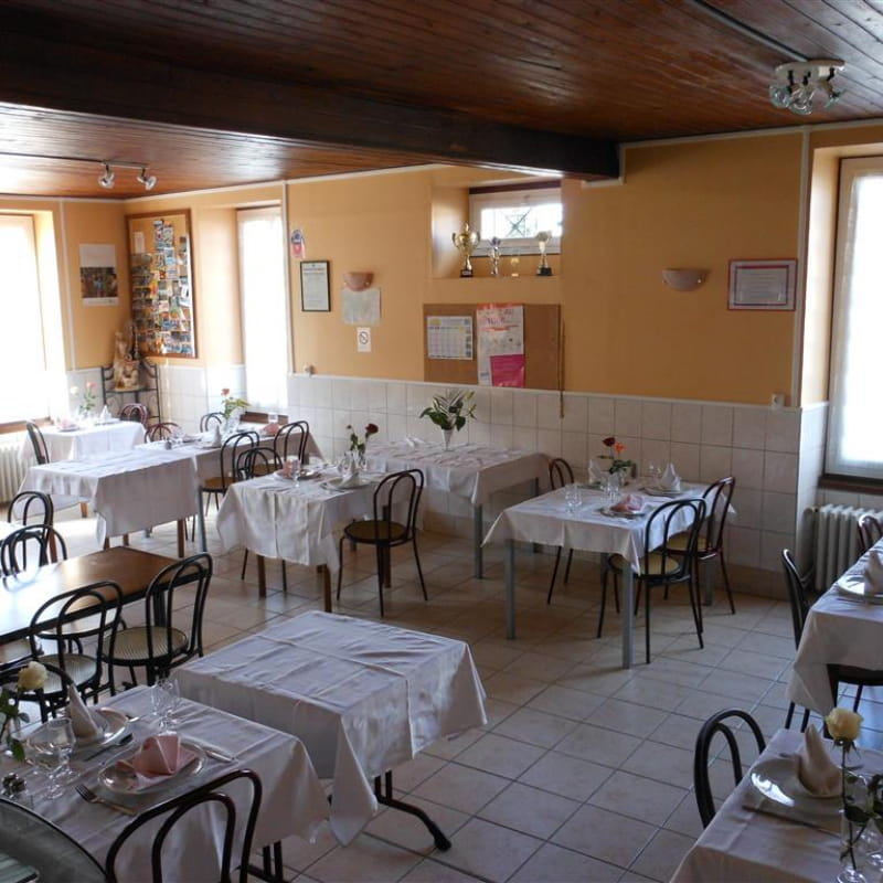 Bar Restaurant Le Saint Angel