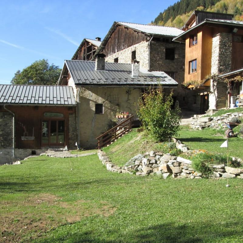 Gite au Hameau Joly - 6 personnes - Montendry - Savoie
