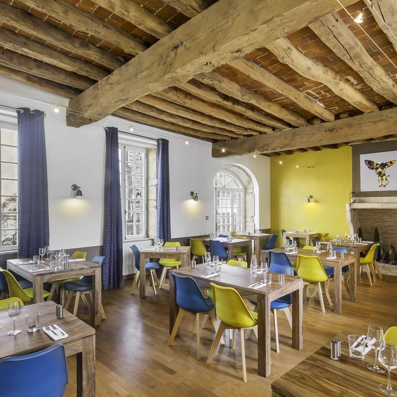 Restaurant La Benoîte