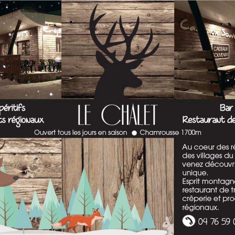 Le Chalet - Restaurant