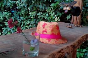gite champetre lorette et roulotte  scoot nomad