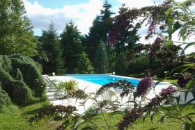 piscine des propriétaires à disposition selon horaires