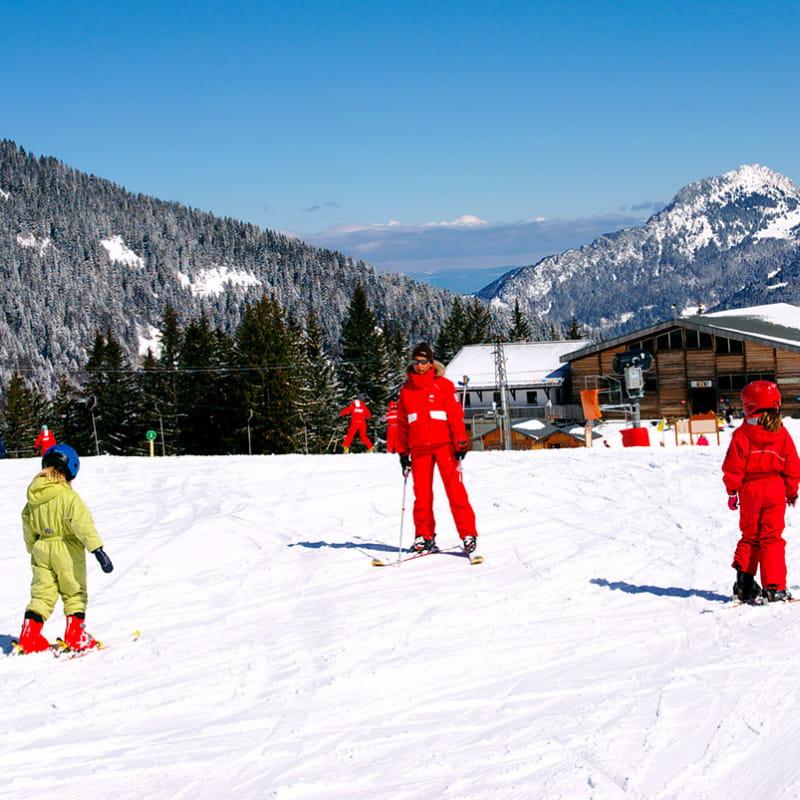 Cours particulier de ski alpin