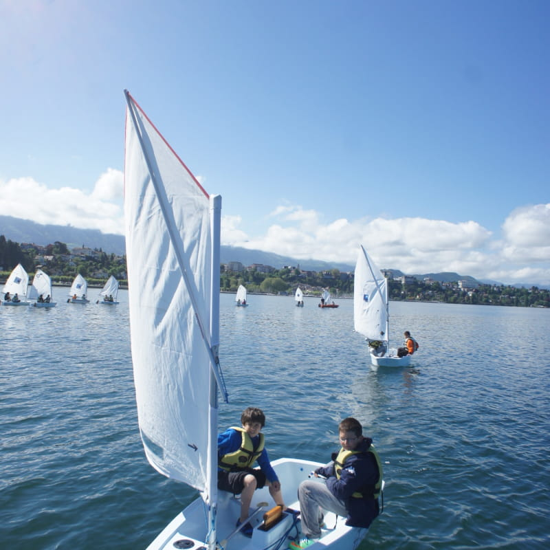 Stage 1 voile Capitaines