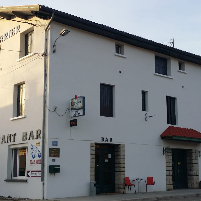 Hôtel-Restaurant Carrier