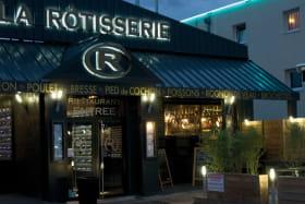 Façade - Restaurant - La Rôtisserie