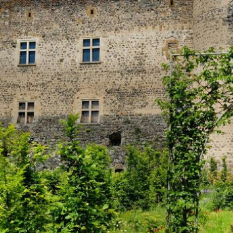 Les jardins de Saint Vidal