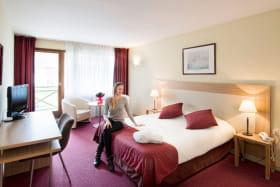 Hôtel Villa Marlioz*** - Aix-les-Bainsrivieradesalpes - Chambre