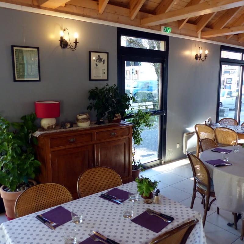 Auberge de Mens - Hôtel restaurant