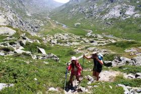 Sorties découverte et randonnées avec le bureau des Guides Savoie Maurienne