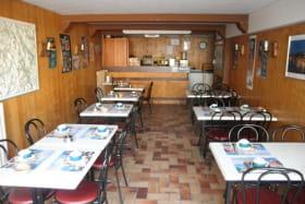 Vizille Hôtel Sandra salle petit déjeuner
