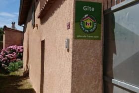Gîte des Bonnerues à LANCIE (Rhône - Beaujolais) : gite des Bonnerues labellisé Gîtes de France.
