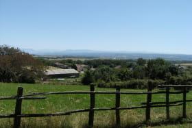 Gîte Paysan des Milières - paysage