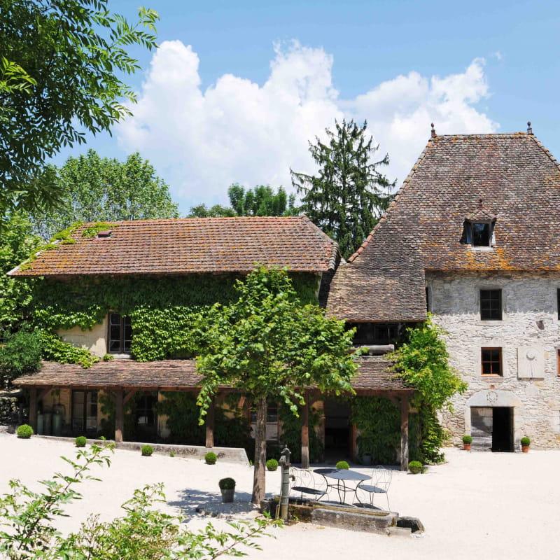 Au Four et au Moulin d'Arche - Bouvesse-Quirieu