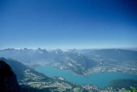 Tour du Lac d'Annecy par les sommets 6 jours - liberté