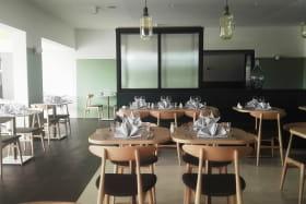 salle - restaurant le wedge