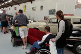 Accueil personnes à mobilité réduite