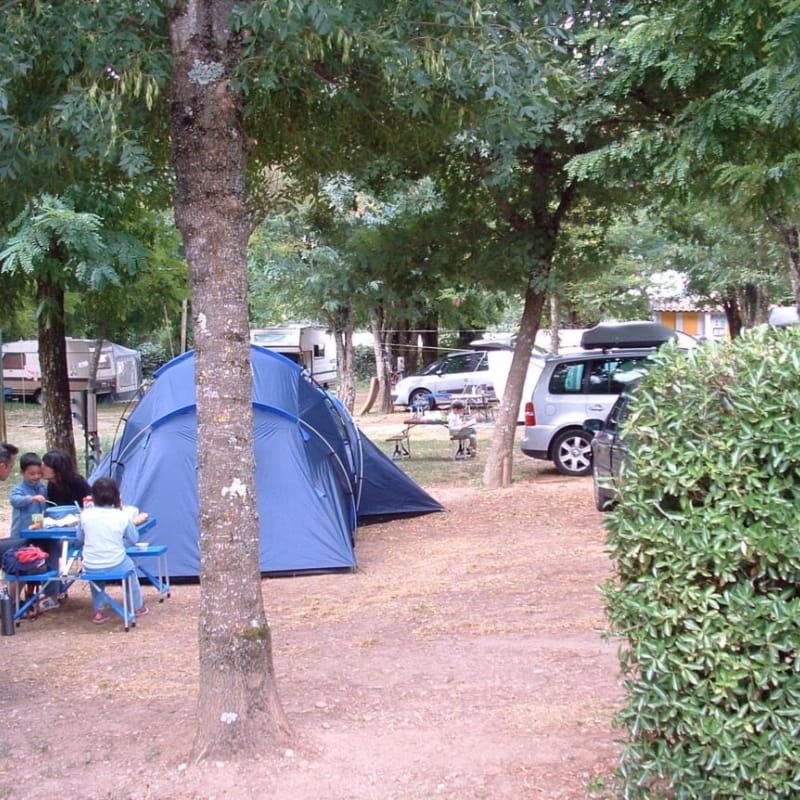 Camping à la ferme de Graverolle