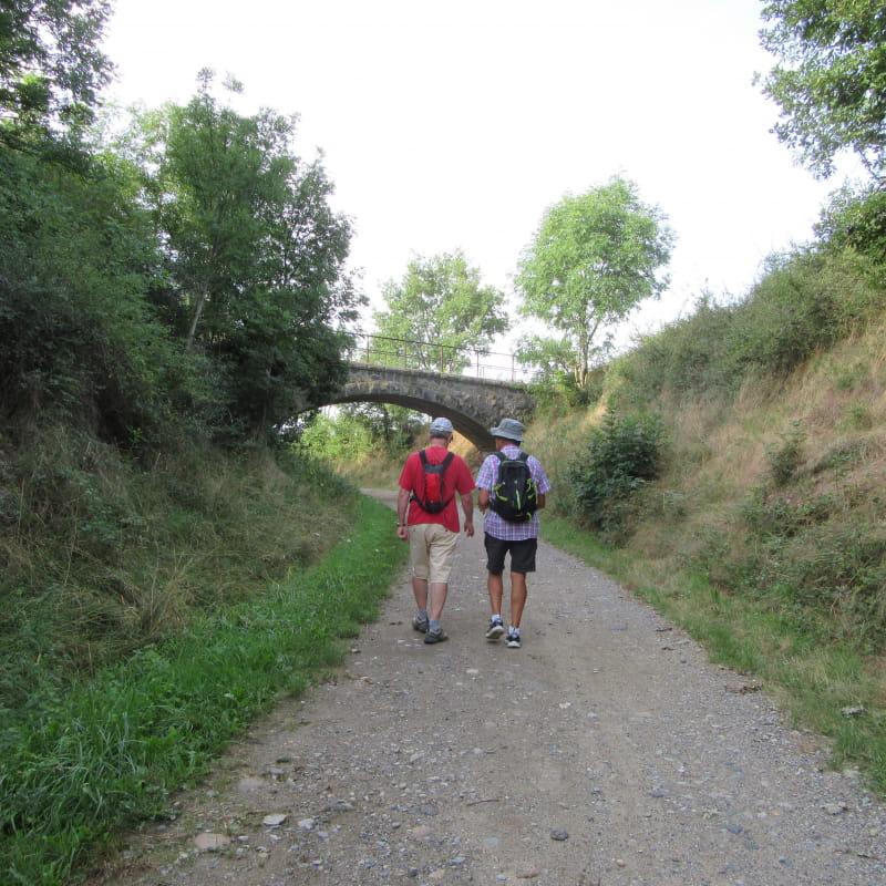 Séjour randonnée dans les Monts du Lyonnais - 107 km