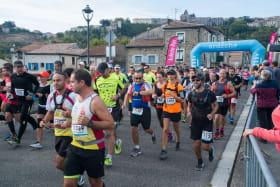L'Ardèche Run (semi-marathon)