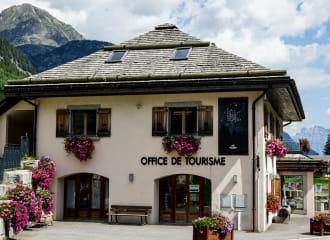 Office de Tourisme Vallorcine façade