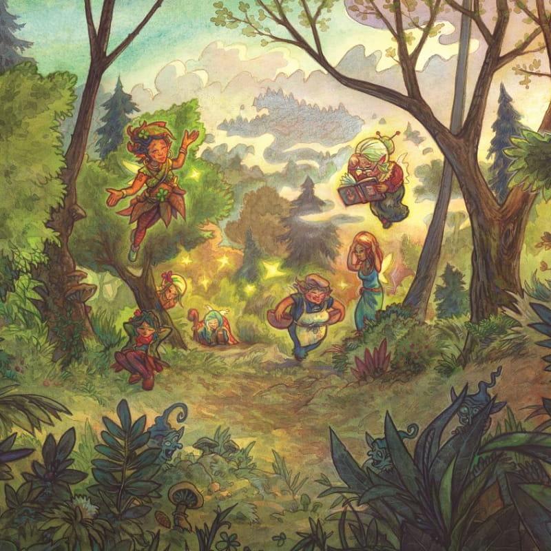 La fée-buleuse aventure abracadabrantesque