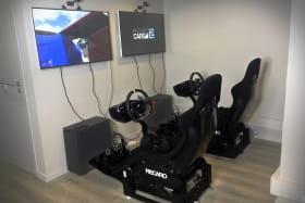 Nautilus-simulateur voiture