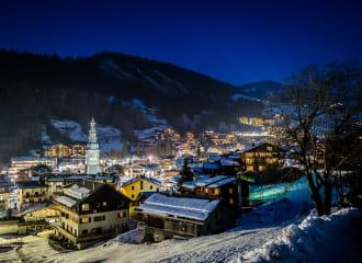 Ski alpin à la Clusaz