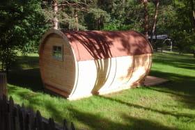 Les cabanes 100% bois du Viaduc