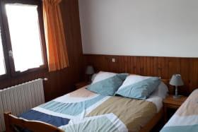 Le Mélèze 1 - Chambre