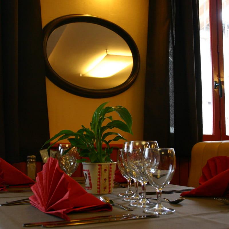 Bar restaurant Aux Gaudrioles - Bâgé-le-Châtel