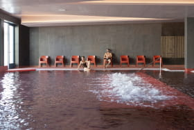 Nouvel écrin thermal Aïga Resort, ouvert en 2020