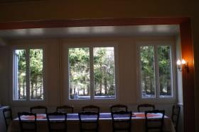 Maison La Cime des Bois Nébouzat salle à manger