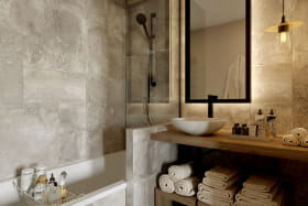 Salle de bain Ecrin Blanc