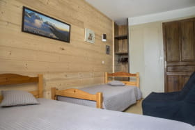 Chambre 2 lits de 90 Cm