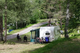 Huttopia Bozel en Vanoise