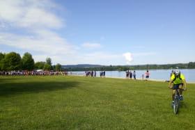 triathlon au Point Vert