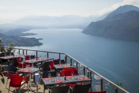 Restaurant le belvédère  Aixlesbainsrivieradesalpes