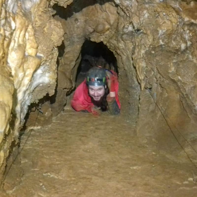 Spéléo La grotte de Chasseroux - 1/2 journée avec le BMAM