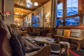 Hôtel cosy de montagne à Aussois