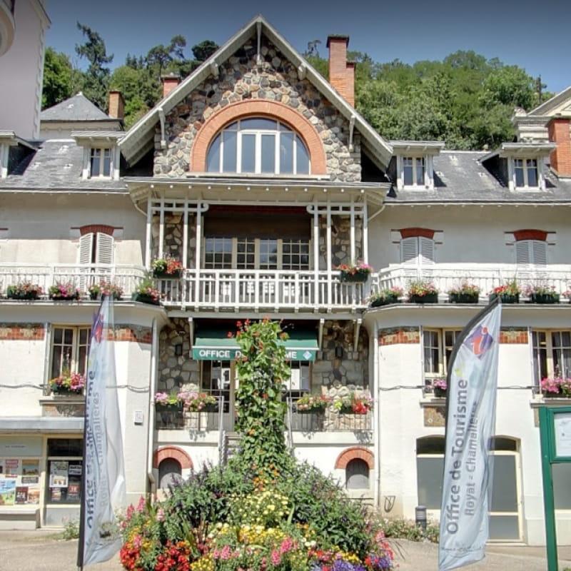 Clermont Auvergne Tourisme - Bureau de Royat - Chamalières