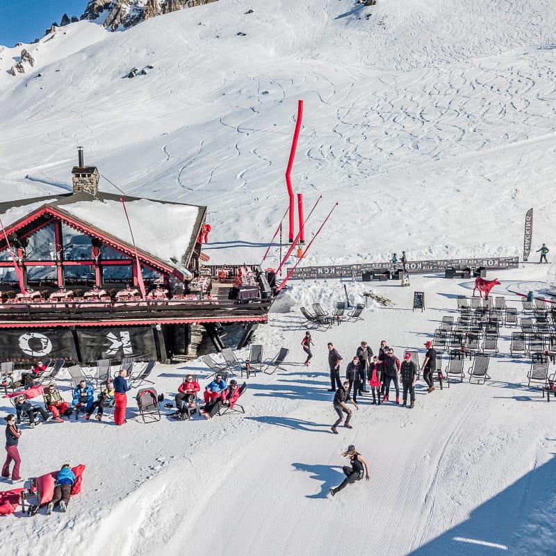 Restaurant d'Altitude Le Rok