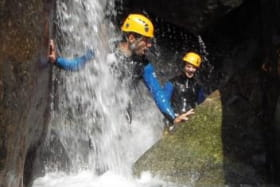 Canyoning - Ombre et Lumière