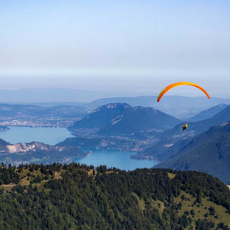 Terrain d'atterrissage du Val de Tamié