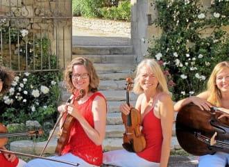 Concert - GRAZIOSO : Quatuor à cordes