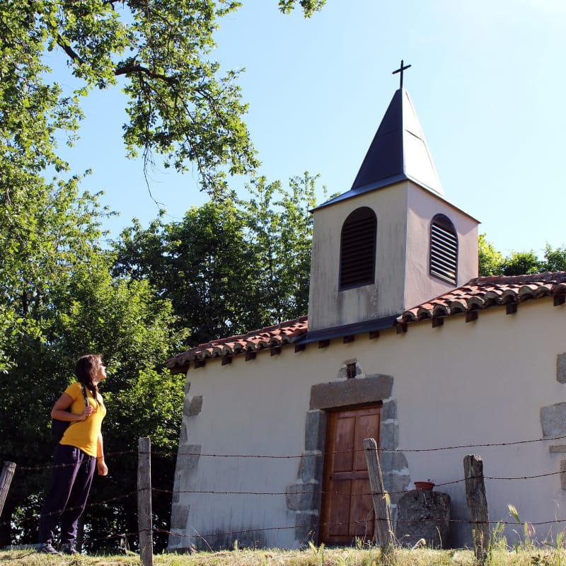 Chapelle St Pierre de Montmeyn